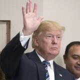 Arkivfoto. Præsident Donald Trump. Foto: Michael Reynolds