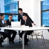 Asiatiske start-up-virksomheder har for første gang overhalet USA.