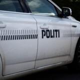 En mand mistede torsdag et stykke af sin finger, efter at han blev udsat for et groft røveri i Brøndby.