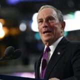 Arkivfoto. Den amerikanske milliardær Michael Bloomberg har tilbudt FN 15 millioner dollar, næsten 100 millioner kroner, til bekæmpelse af klimaproblemer.