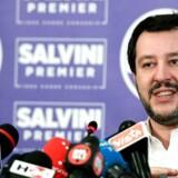 Matteo Salvini fra Ligaen vil stå i spidsen for ny regering i Italien og forsøger at berolige de bekymrede.