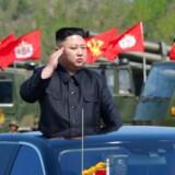 """Nordkoreanske militære kilder sagde onsdag, at planer om et missilangreb på det amerikanske stillehavsområde Guam """"omhyggeligt undersøges""""."""