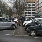 På Nyropsgade blev der udstedt flest p-afgifter i København sidste år.