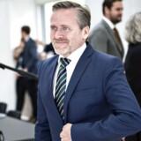Udenrigsminister Anders Samuelsen (Foto: Ida Guldbæk Arentsen/Scanpix 2017)