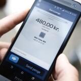 Arkivfoto. Efter et langt forhandlingsforløb er Danske Bank endt med at meddele Nets, at det mobile dankort ikke passer ind i bankens MobilePay-app.