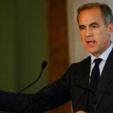 Mark Carney, guvernør for den britiske centralbank.
