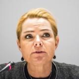 Udlændinge- og integrationsminister Inger Støjberg (V) og hendes ministerium får kritik fra Folketingets Ombudsmand.