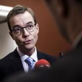 Arkivfoto: Folketinget har tirsdag derfor vedtaget et lovforslag fra miljø- og fødevareminister Esben Lunde Larsen (V), der betyder, at Danmark kan tiltræde Hong Kong-konventionen.