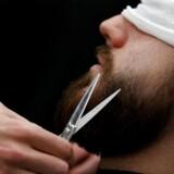 Arkivfoto: Uanset om du plejer, lader stå til eller barberer hele dynen af, så ligger der en signalværdi i valget - eller fravalget - af ansigtsbevoksning.