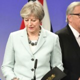 Jean-Claude Juncker vil ikke vende briterne ryggen og håber fortsat på, at Brexit kan tilbagerulles. Arkivfoto.