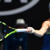 Caroline Wozniackis mulighed for at vinde en grand slam-titel har aldrig været større end ved dette års Australian Open, mener norsk tenniskommentator. Scanpix/Greg Wood/arkiv