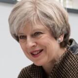 Den politiske proces i Storbritannien om at komme ud af EU er i fuld gang. Tirsdag aften har parlamentets overhus drøftet den lov, der skal give premierminister Theresa May beføjelser til at udløse den såkaldte artikel 50 om udmeldelse af EU. (Arkivfoto) Scanpix/Victoria Jones