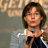 Den svenske klimaminister, Isabella Lövin.
