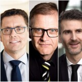 Fra venstre: Tine Choi Danielsen (pressefoto), Morten Hessner (foto: privat), Ib Fredslund Madsen (foto: privat), Frederik Engholm (foto: privat), Jacob Graven (foto: Lars Detlef, Sydbank).