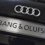 B&Os luksuslydsystemer til biler, der blev solgt fra i 2015, er nu blevet solgt igen, denne gang til den sydkoreanske TV- og mobilgigant Samsung. Arkivfoto: Henning Bagger, Scanpix
