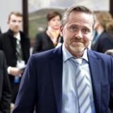 Danmarks nye udenrigsminister Anders Samuelsen vil gerne være en ny Uffe Ellemann-Jensen på den internationale scene.