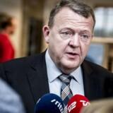 Statsminister Lars Løkke Rasmussen