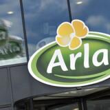Arkivfoto. Over halvdelen af de penge, som Arla bruger på at forbedre sine mejerier i år, investeres i Danmark.