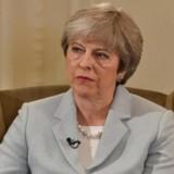 Et tweet blev slettet og skaber usikkerhed om, hvem der skal være konservativ partiformand i Storbritannien.