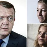 FOTO: Liselotte Sabroe, Malene Anthony Nielsen og Thomas Lekfeldt.