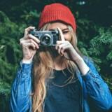 De unge finder i høj grad deres inspiration på de sociale medier. Foto: Creative Commons