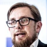 (ARKIV) Økonomi- og indenrigsminister Simon Emil Ammitzbøll-Bille. (Foto: Mads Claus Rasmussen/Ritzau Scanpix)