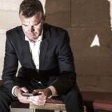 Chefen for MobilePay i Danske Bank - Mark Wraa-Hansen.