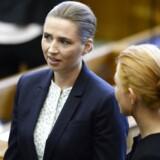 Flere Venstrefolk ønsker, at Inger Støjberg skal tage kampen op og udfordre Mette Frederiksen i Aalborg ved næste folketingsvalg.