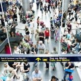 29, 2 millioner var igennem Københavns Lufthavne i 2017.