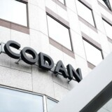 Codan hovedbygning på gammel kongevej i København, tirsdag den 5. September, 2017.