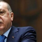 Recep Tayyip Erdogan, Tyrkiets præsident, udskriver valg.