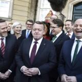 Lars Løkke Rasmussen topper listen over Danmarks mest magtfulde i Magtanalysen 2017. Men ifølge Thomas Larsen er der også flere tegn på afmagt hos statsministeren.