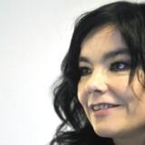 Arkivfoto: Sangerinden Björk anklager en dansk filminstruktør for sexchikane AFP PHOTO / DOMINIQUE FAGET