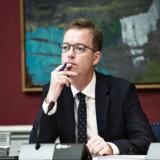 Arkivfoto: Det er problematisk, at Esben Lunde udtaler sig kritisk om brugen af aktindsigt, mener forskningschef.