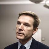 DF er ikke interesseret i at vælte transportminister Ole Birk Olesen (LA), udtaler formand Kristian Thulesen Dahl.