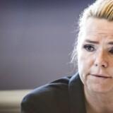 Arkivbillede. I 2017 var Inger Støjberg i sit andet samråd i sagen.