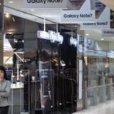 Arkivfoto: Det enorme Samsung Group-konglomerat sidder tungt på den sydkoreanske økonomi. Samsung Group og datterselskabernes samlede omsætning alene svarer til knap en femtedel af Sydkoreas BNP. Det gør økonomien sårbar, indrømmer den sydkoreanske regering, der vil have flere små og mellemstore virksomheder til at blive en god forretning.