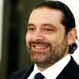 Libanon har søndag fået ny regering med premierminister Saad al-Hariri i spidsen, skriver nyhedsbureauet Reuters.