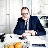 Energi-, forsynings-, og klimaminister Lars Christian Lilleholt fotograferet i sit ministerium tirsdag den 6. december 2016.