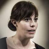Mai Mercado, børne- og socialminister (Foto: Thomas Lekfeldt/Scanpix 2015).