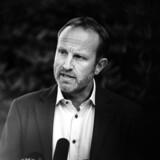 De Radikales udenrigsordfører og tidligere udenrigsminister, Martin Lidegaard.