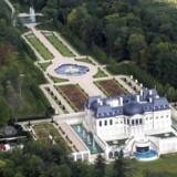 Den saudiske kronprins har købt dette slot for omkring 1,9 milliarder danske kroner.