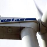 Vestas har landet en mindre ordre i Kina på 50 megawatt.