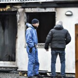 En mordbrand raserede tilbage i januar et hus på Heimdalsgade 1 i Aalborg. 2 personer, en mand og en kvinde, døde ved den eksplosionsagtige brand.