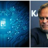 Eugene Kaspersky, manden bag et af verdens største IT-sikkerhedsfirmaer, er blevet midtpunkt i en ny strid mellem USA og Rusland.