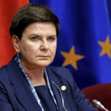 Alle 27 lande, inklusiv Polen, her landets premierminister Beata Szydlo, mødte op til fredagens diskussion om fremtidens EU med en mere konstruktiv attitude end dagen før.