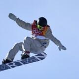 Klokken var halv fire om natten til søndag i Danmark, da det purunge stortalent Redmond »Red« Gerard blev den første amerikanske guldmedaljevinder ved årets vinter-OL i Pyeongchang, Sydkorea.