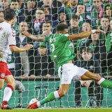 De mindste marginaler kan få betydning i fodbold. Det havde de i Dublin i tirsdags, og det har de nu på FIFAs rangliste. Foto: Paul Faith