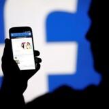 Arkivfoto. Et Facebook-live video af mand, der slår sin datter ihjel og tager sit eget liv, har skabt voldsom debat.