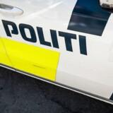 En ung mand blev så provokeret af, at han fik det lange lys fra en modkørende bil, at han vendte om og jagtede den modkørende.